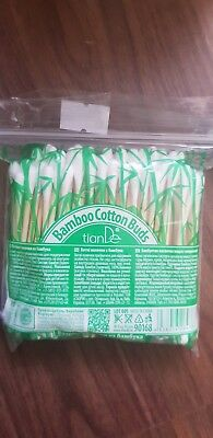 Bamboo Cotton Buds,100pcs