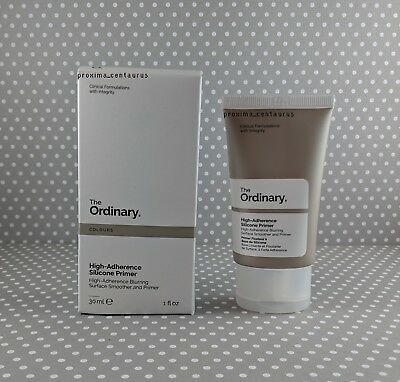 The Ordinary - High-Adherence Silicone Primer. New, 1.0 fl oz!