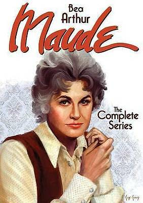 MAUDE: THE COMPLETE SERIES BOX SET (DVD, 2015, 19-Disc Set)