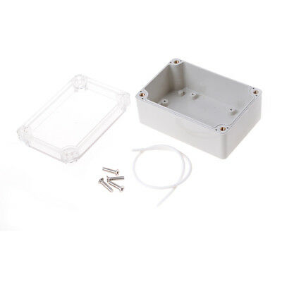 100x68x50mm Waterproof Cover Clear Electronic Project Box Enclosure Case ßß