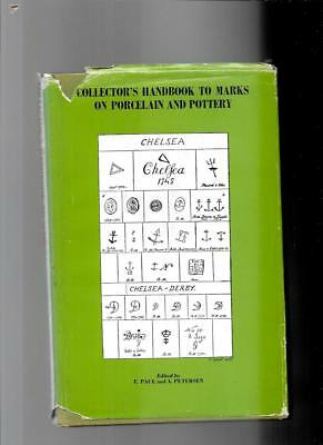 COLLECTORS HANDBOOK TO MARKS on POTTERY and PORCELAIN by PAUL & PETERSON