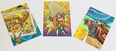 Looney Tunes Magic Effects Postcards Lot Bugs Coyote Sam New (Other) Condition