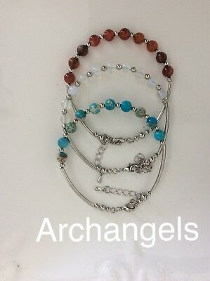 Code 252 Bring the Archangels of your choice into your life Archangel's bracelet