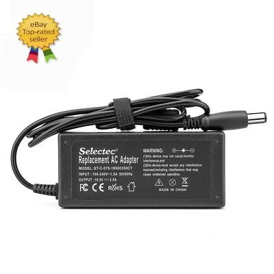 65W AC Adaptor For HP Compaq 384019-001 391172-001 Laptop Power Supply US