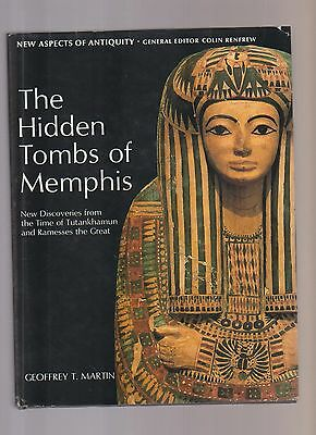 THE HIDDEN TOMBS OF MEMPHIS:  New Discoveries from the Time of Tutankhamun