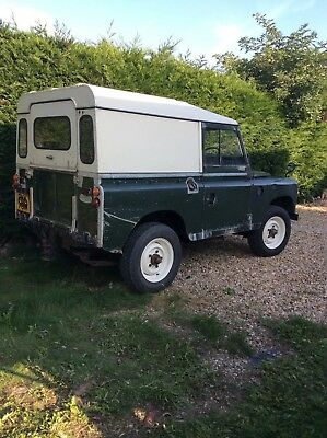 Land Rover series 3, 1981, 88 inch. Short wheel base. 2.25 Petrol