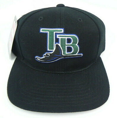 info for 0ec05 52a02 italy tampa bay rays new era mlb vintage black new pinch hitter snapback cap  hat new