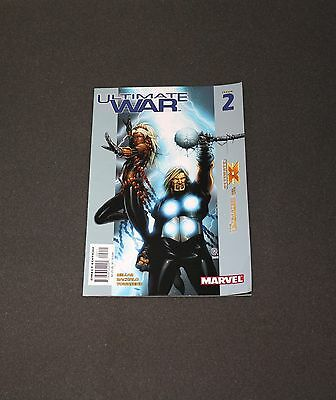 Ultimate War~Marvel~#2~Ultimates Vs. Ultimate X-Men~2003~Vg