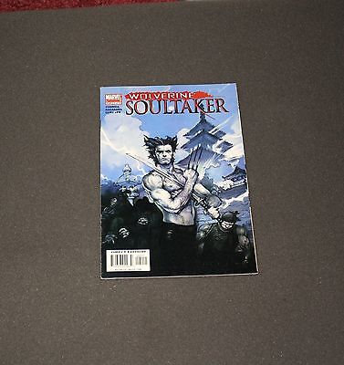 "Wolverine~Marvel~Soultaker~Part 2~""awakenings""~2005~Vg-"