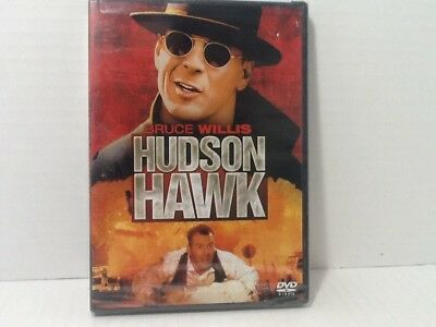 Hudson Hawk (DVD, 2005) Bruce Willis New & Sealed