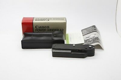 Canon Power Winder A2 For Canon A series Cameras (Boxed)