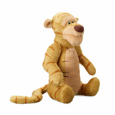 Disney Store Christopher Robin Tigger Soft Plush Toy Limited Bnwt