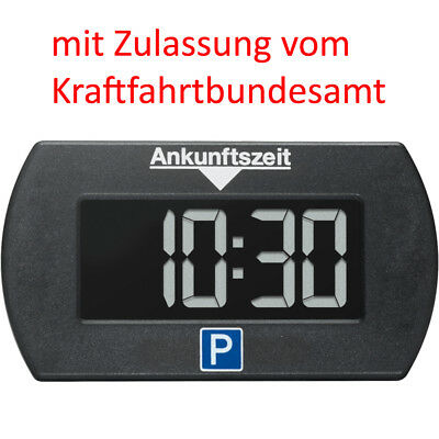 Park Mini - Electronic Parking Disk Digital Meter with Approval Von Needit