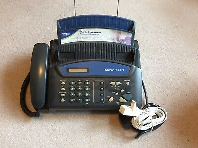 Fax Machine Brother T74