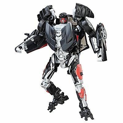Transformers The Last Knight Autobot Hot Rod Figure Deluxe Class Collectible
