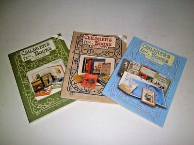 Collector's Guide to Children's Books Volumes 1 2  3 1850-1975 |Jones 1997-2000
