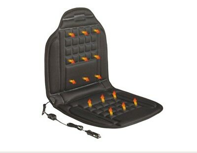 Ultimate Speed12V Heated Front Seat Cover Warmer Car  Padded  Cushion Universal