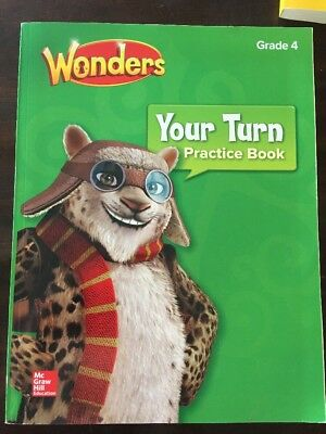 Mcgraw hill reading wonders florida ccss grade 2 unit 1 teachers reading wonders grade 4 your turn practice book mcgraw hill education fandeluxe Choice Image