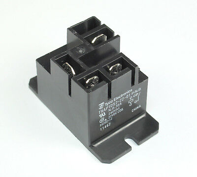 1pc Tyco Power Relay, SPST-NO, 22VDC, 30A, T9AP1D52-22-01, 240VAC @ 30 Amps