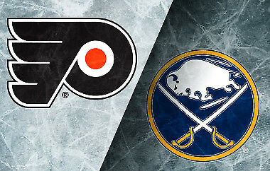 Philadelphia Flyers vs Buffalo Sabres Tickets 02/26/19 ($1 Pretzel Night)