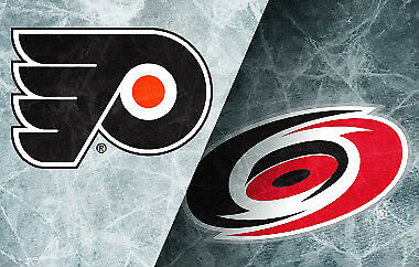 Philadelphia Flyers vs Carolina Hurricanes Tickets 01/03/19 (Calendar Giveaway)