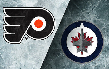 Philadelphia Flyers vs Winnipeg Jets Tickets 01/28/19