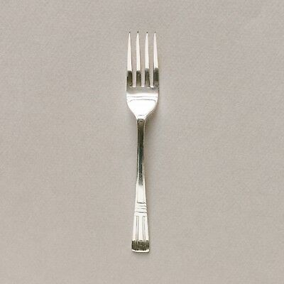 Sterling Silver English Mid-Century Fork
