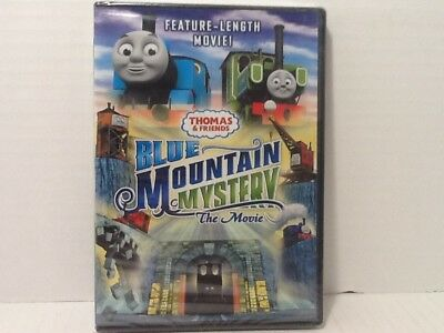 Thomas & Friends: Blue Mountain Mystery -The Movie (DVD, 2012) New & Sealed