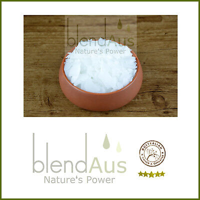 Magnesium Chloride White Flakes PURE Quality Bath Therapeutic