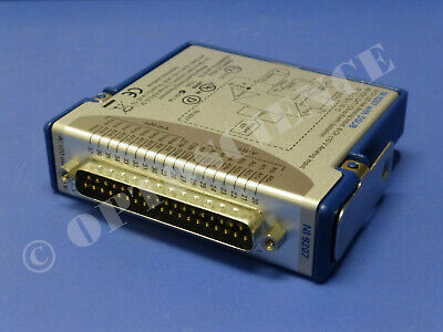 National Instruments NI 9207 cDAQ Analog Input Module, Voltage / Current