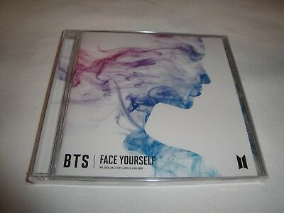 """Face Yourself by BTS (Bangtan Boys) CD """"BRAND NEW"""""""