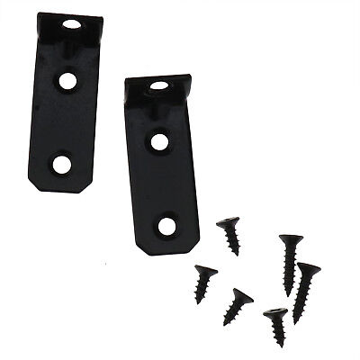 Alloy Glove Box Lid Hinge Repair Set For Audi A4 S4 RS4 B6 B7 8H 8E Bracket