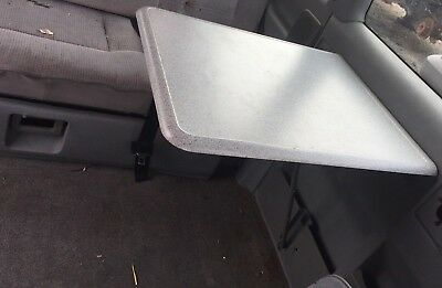92-03 OEM VW Eurovan Table Tray with leg Weekender Camper Rialta Transporter