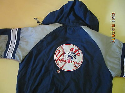 Original Starter Jacke New York Yankees L / XL Retro 90er Kult
