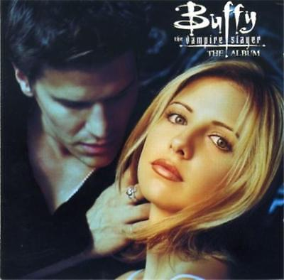 BUFFY The Vampire Slayer The Album CD Sountrack - Nerf Herder Garbage Hepburn ++