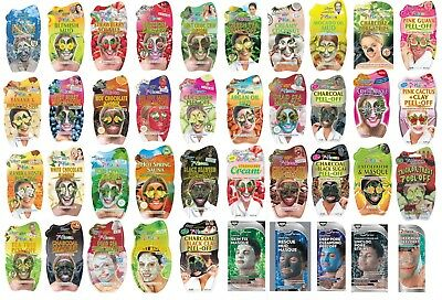 Neuf Montagne Jeunesse 7th Heaven Masques Faciaux Peel-Off Masques Visage Lot