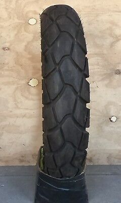 Dunlop TrailMax D604 120 80 18 REAR Motorcycle Tyre Dual Sport Road Trail DOT