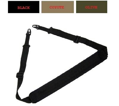 Airsoft LMG sling 2 Points MINIMI STYLE INVADER GEAR