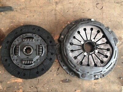 Iveco Daily 3rd Generation Clutch Plate Cover Dual Mass Genuine