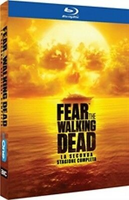 Fear the Walking Dead - Stagione 2 (2 Blu-Ray) - ITALIANO ORIGINALE SIGILLATO -