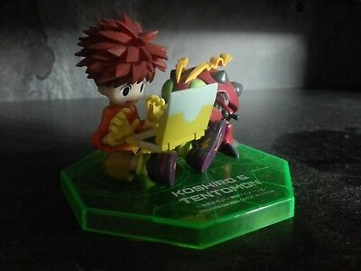 Digimon figure Tentomon Izzy