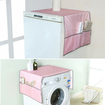 Organizer Dust proof Cover Storage Bag Table washing Machine Home Decor Supplies