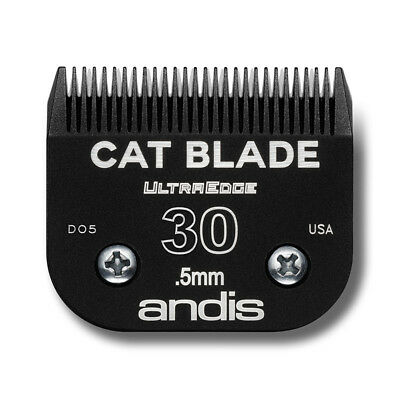 Andis Black Cat Blade, Size 30 - Leaves 0.5mm