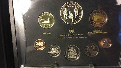 War of 1812, 200th Anniversary - 2012 Canada Silver Dollar Proof Set