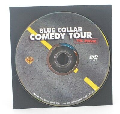 Blue Collar Comedy Tour The Movie Standard DVD Disc Only A4S