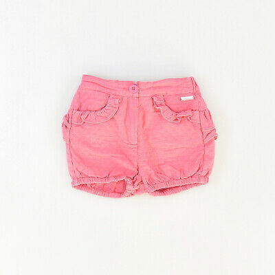 Shorts color Rosa marca Miranda 18 Meses  514155
