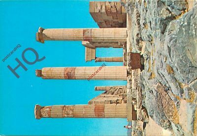 Picture Postcard:-Rhodes, Lindos, The Temple Of Athena