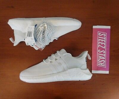 Adidas EQT Support 93/17 Men's Shoes Boost Gore-Tex Cream White DB1444 Size 8