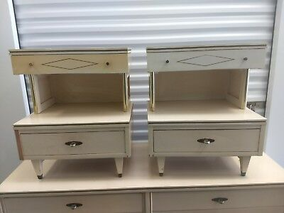 MID CENTURY MODERN/MCM By American Of Martinsville 4 Piece ...