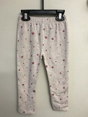 New With Tag Girls Gap Kids Soft Terry Leggings Size 2years